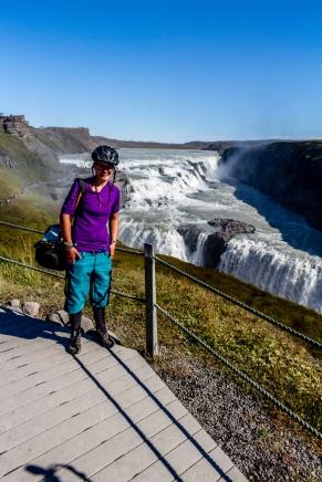 Gullfoss Wasserfall