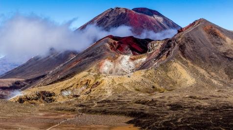 Tongariro Crossing