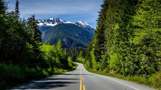 Strathcona Provincial Park