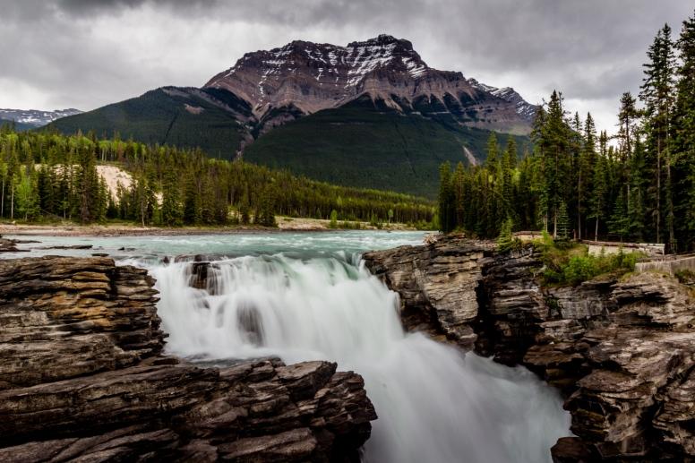 Athabasca Falls-1