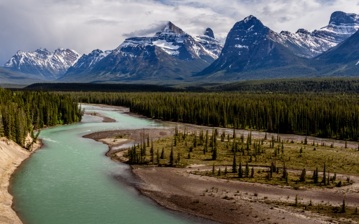 Icefield Parkway-1