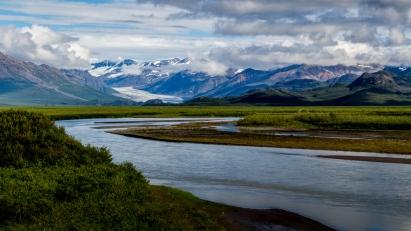 Maclaren Glacier