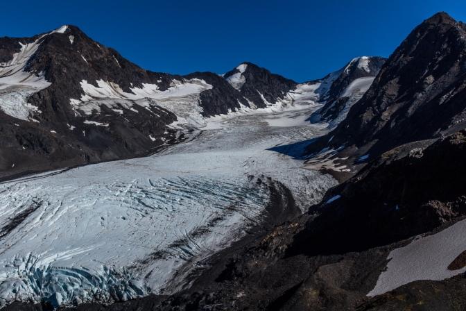 Crow Glacier