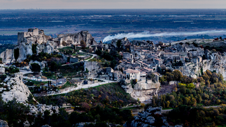 Les baux de provence 1 la2rad - Office du tourisme des baux de provence ...