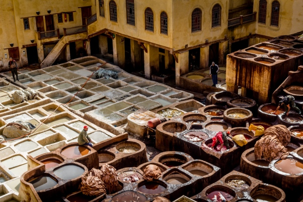 Tanneries
