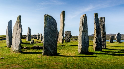 Standing Stones of Callaish