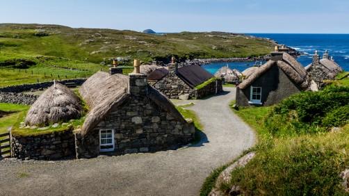 Black House Village