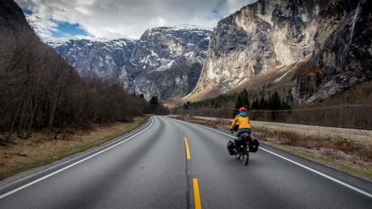 Romsdalen valley